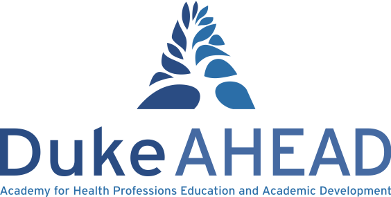 Duke Ahead logo